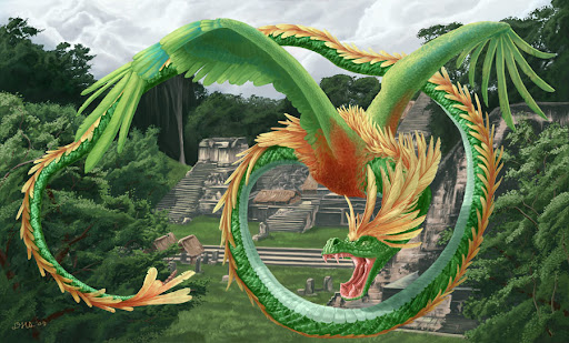 Quetzalcoatl Cover