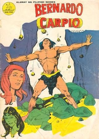 Bernardo Carpio Cover