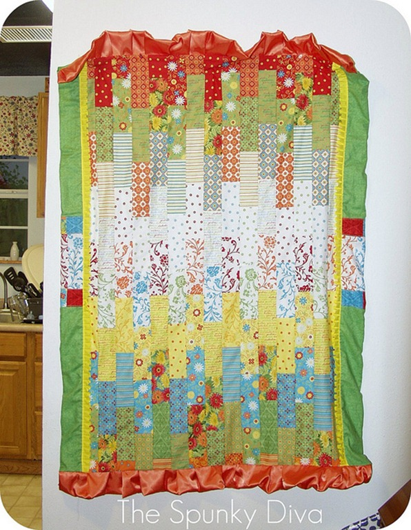 overal quilt