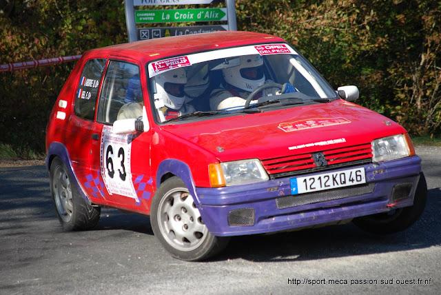 Fabien BEL / David LABORIE - 205 GTI F2/13 Rallye%20de%20Sarlat%20P%C3%A9rigord%20Noir%202009%20579