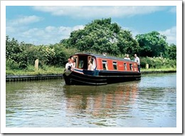 Cheshire Ring Boat Hire