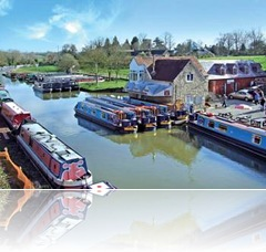 Canal Boat Hire in Lower Heyford