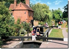 Canal Boat Hire Autherley Junction