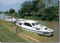 River Boat Holidays Brittany