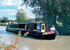 River Boats and Canal Boats for Hire