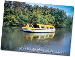 Boat Norfolk Broads