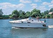 Superb River Boat Holidays in Norfolk