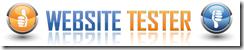 website tester