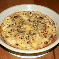 Apple Pecan Baked Pancake