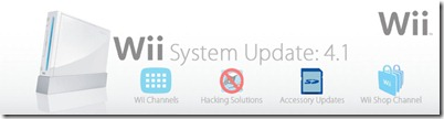 Wii Update