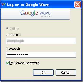Введите имя и пароль учетной записи Google
