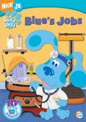 rapidshare.com/files Blue's Clues - Blue's Jobs (1996) DVDRip XviD
