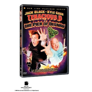 rapidshare.com/files Tenacious D The Pick of Destiny DVDRip XviD