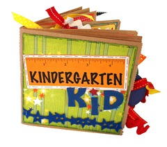 Kindergarten Kid 001
