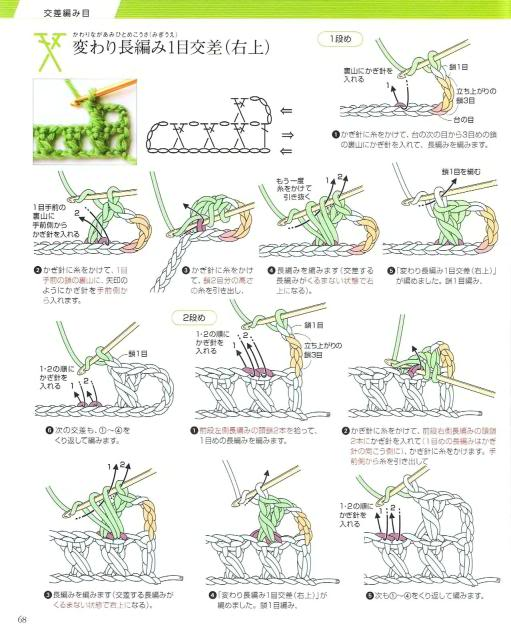 Những mũi MÓC (3) Crochet65