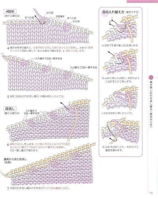 Giáo trình Đan - Knitting (3) 071