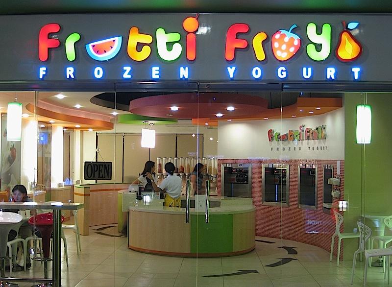 Frutti Froyo