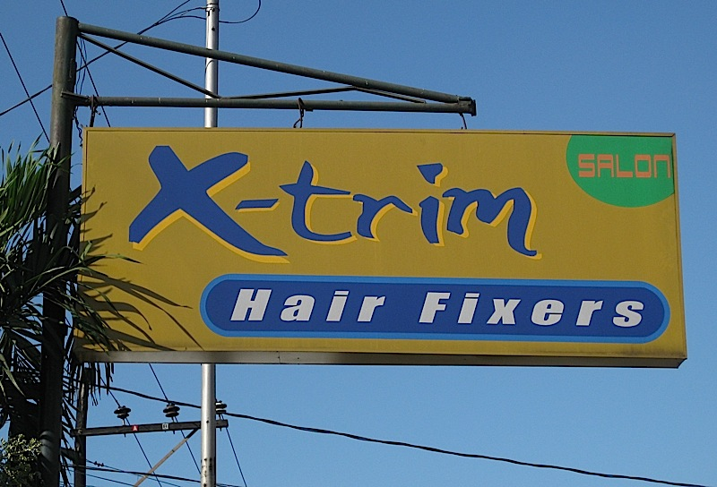 X-trim Hair Fixers