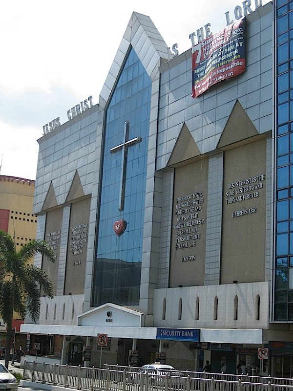 United Church of the Kingdom of God in Cubao, Quezon City