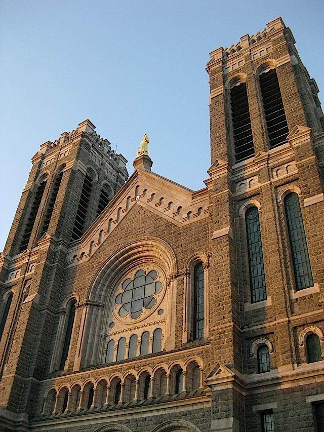 Eglise Saint-Roch, Quebec City