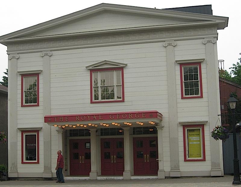 The Royal George Theatre, Niagara-on-the-Lake
