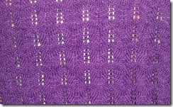 Ripple Afghan Closeup