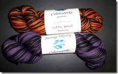 String Theory - Continuum Yarn
