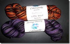 String Theory - Continuum Yarn