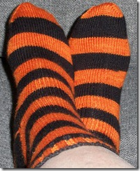 String Theory Continuum Sock - Halloween
