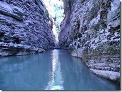 Canyon dell'Osumi