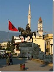 Mosche di Tirana