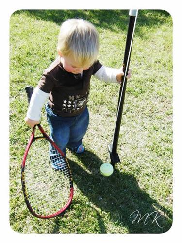 Noah totem tennis 1