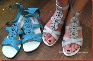 chelsea sandals, by bitsandtreats