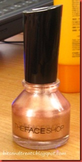 The Face Shop Nail Polish GL112, by bitsandtreats