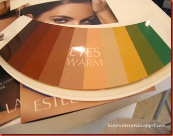 warm eyes swatch, by bitsandtreats