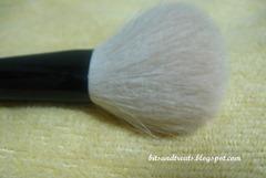 charm powder brush closeup, by bitsandtreats