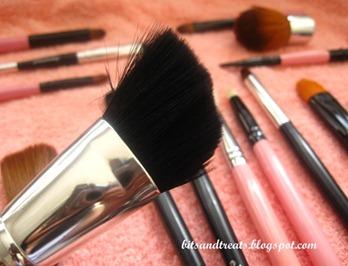 dried marionnaud angled brush, by bitsandtreats