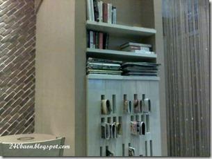 ti amo bookshelf, by 240baon