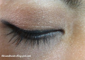nars wild at heart eye look, by bitsandtreats