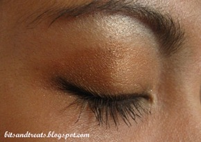 maybelline volum express hypercurl mascara eotd, by bitsandtreats