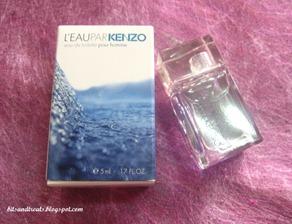 l'eau par kenzo, by bitsandtreats