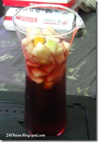 non-alcoholic cocktail, by bitsandtreats