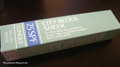 clinique city block sheer spf25, by bitsandtreats