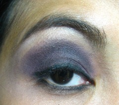 wet n wild lust palette smokey eye, by bitsandtreats