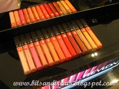 revlon colorburst lip gloss collection