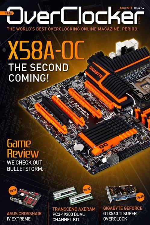 OC mag OC board cover
