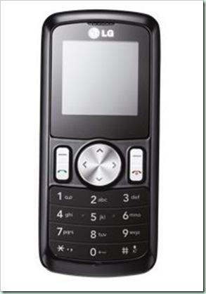 new LG phone