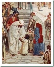 Jesus and Little Children [FLOSS]