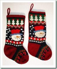 socks xmas