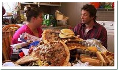 jamie obese family